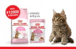 Imagen promoción Kitten Sterilised + Kitten Sterilised Húmedo