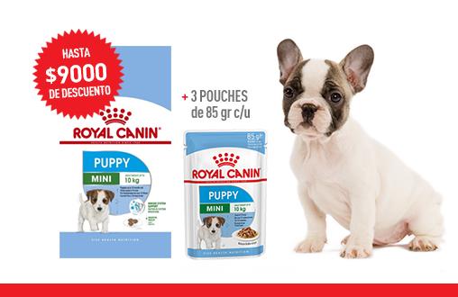 Imagen promoción Mini Puppy + Mini Puppy Húmedo